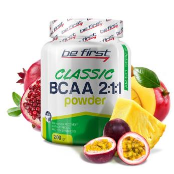 BCAA Be First BCAA 200 гр