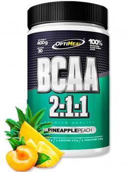 BCAA OptiMeal BCAA 2:1:1 400 гр