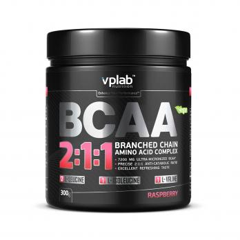 BCAA VPlab BCAA 2:1:1 300 гр