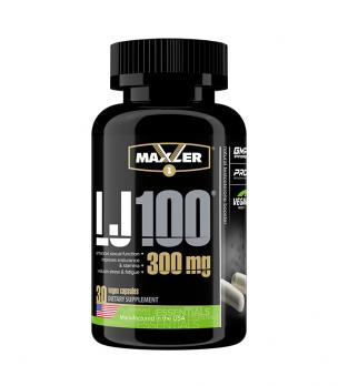 Тестобустер Maxler LJ100 TONGKAT ALI 100:1 EXTRACT 30 капс