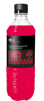 Напиток энергетический MD Guarana 500 мл