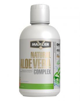 Витамины Maxler Natural Aloe Vera complex, 450 мл