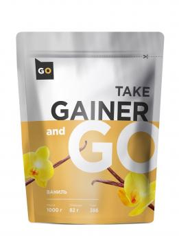 Гейнер TAKE and GO Gainer 1000 гр