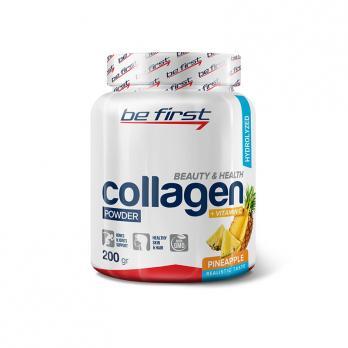 Коллаген Be First Collagen + vitamin C 200 гр