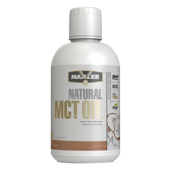 Жиросжигатель Maxler MCT OIL Natural 450 ml