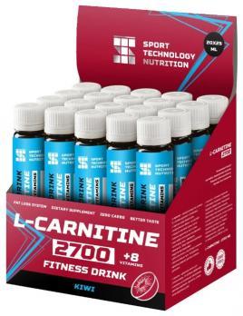 L-карнитин НПО СТ Концентрат L-карнитин 2700 мг + 8 витаминов, 25 мл