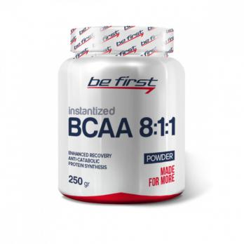 BCAA Be First BCAA 8:1:1 INSTANTIZED 250 гр