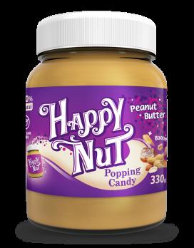 Арахисовая паста Happy Nut 330 гр