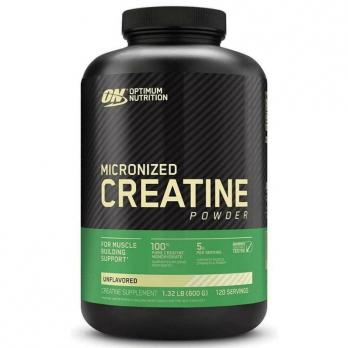 Креатин Optimum Nutrition MICRONIZED creatine powder 600 гр