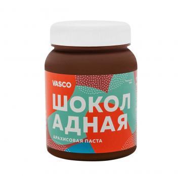Арахисовая паста Vasco Шоколадная 320 гр