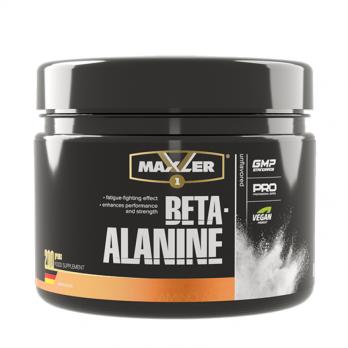 Аминокислота Maxler Beta-Alanine 200 гр