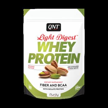 Протеин QNT Light Digest WHEY Protein 500 гр