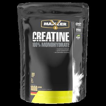 Креатин Maxler Creatine 1000 гр (пакет)