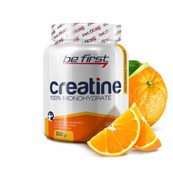 Креатин BE First 100% Creatine Monohydrate micronized 300 гр