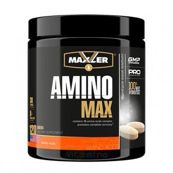 Аминокислотный комплекс Maxler Amino Max 120 табл