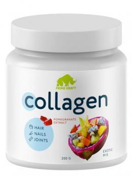 Коллаген Prime Kraft Collagen + vitamin C 200 гр