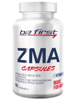 Be First ZMA + vitamin D3 90 капc