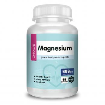 Витамины CHIKALAB Magnesium 60 табл.