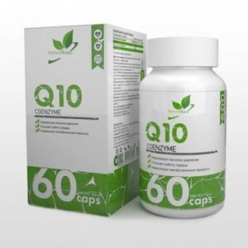 Антиоксидант NaturalSupp Coenzyme Q10 60 капс