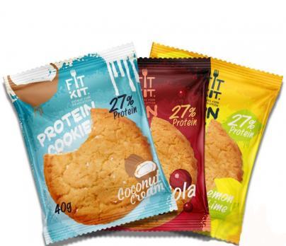 Печенье FIT KIT Protein Cookie, 40 гр