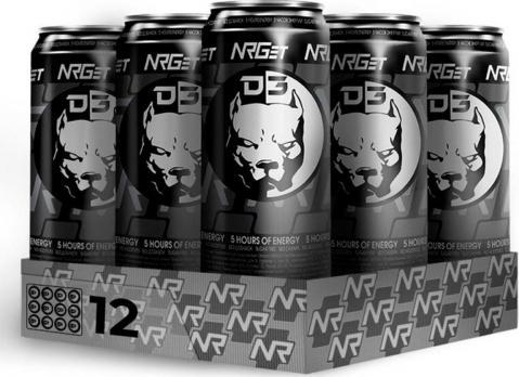 Напиток энергетический NRGet Energy Drink 500 мл