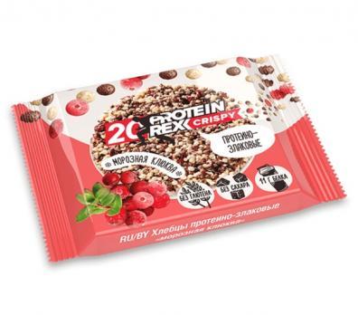 Хлебцы протеино-злаковые ProteinRex, 55 гр