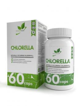 Антиоксидант NaturalSupp Chlorella 60 капс