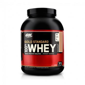 Протеин Optimum Nutrition 100% Whey protein Gold Standart 2270 гр