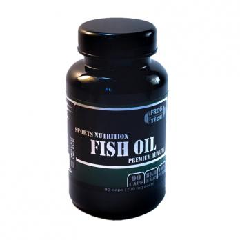 Витамины Frogtech Fish oil 35% / Рыбий жир 90 капсул по 700 мг