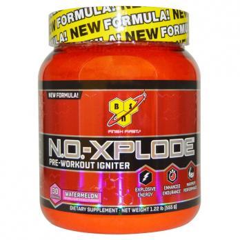 Предтрен BSN  N.O - XPlode 555 гр