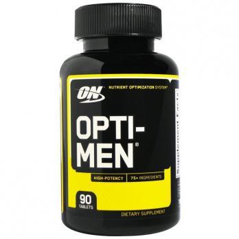 Витамины Optimum Nutrition Opti-Men 90 таб