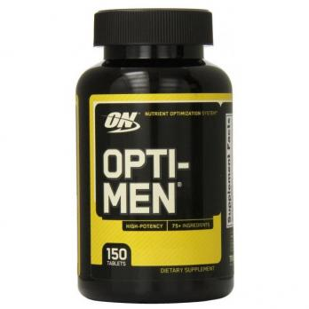 Витамины Optimum Nutrition Opti-Men 150 таб
