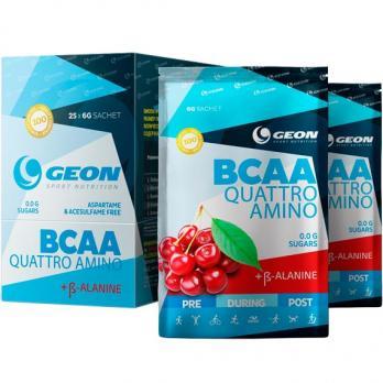 BCAA GEON BCAA Quattro Amino 6 гр