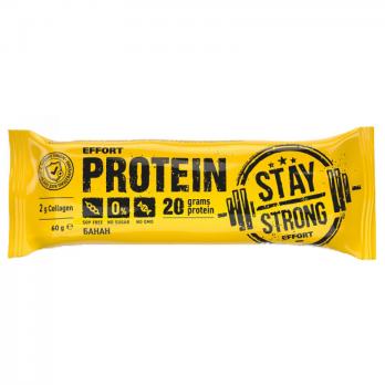 Протеиновый батончик Effort Protein, 60 гр