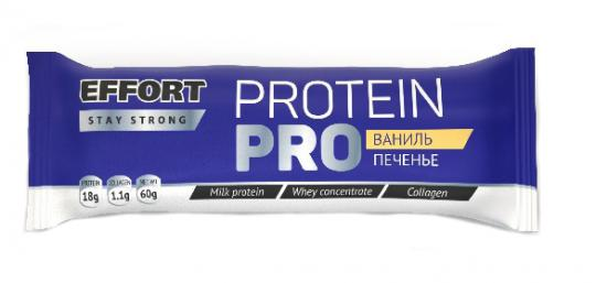 Протеиновый батончик Sport pro 30% Effort, 60 гр