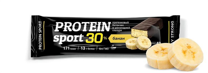Протеиновый батончик Sport 18% Effort, 40 гр
