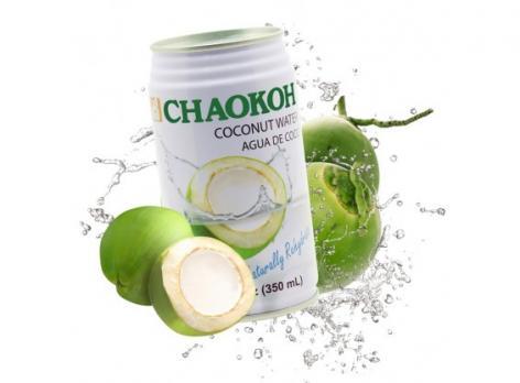 Кокосовая вода CHAOKOH, 350 мл