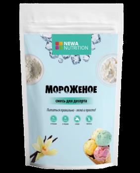 Смесь для десерта - Мороженое высокобелковое Newa Nutrition, 200 гр