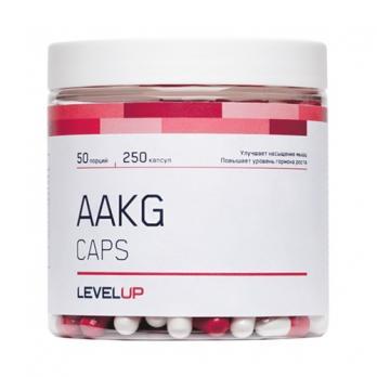 AAKG Level Up AAKG Caps 250 Caps