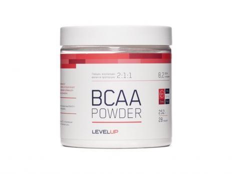 BCAA Level Up Aminoblast Powder ВСАА 252 г