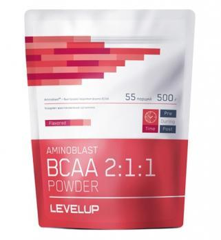 BCAA Level Up Aminoblast ВСАА 500 г