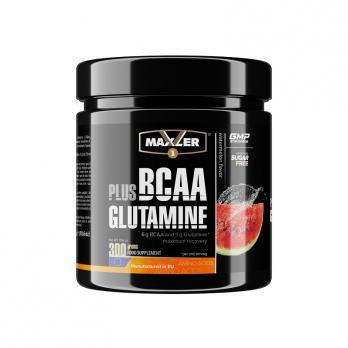 BCAA Maxler BCAA + Glutamine 300 гр