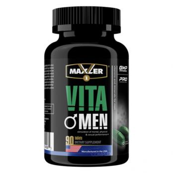 Витамины Maxler VitaMen 90 табл.