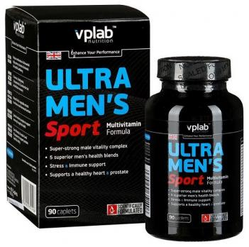 Витамины VPLAB Ultra Mens Sport Multivitamin Formula / 90 капс