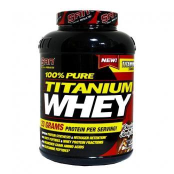 Протеин San 100% Pure Titanium Whey 2270 гр