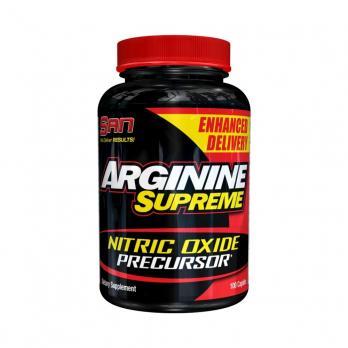 Аминокислотный комплекс SAN. Arginine Supreme 100 табл.