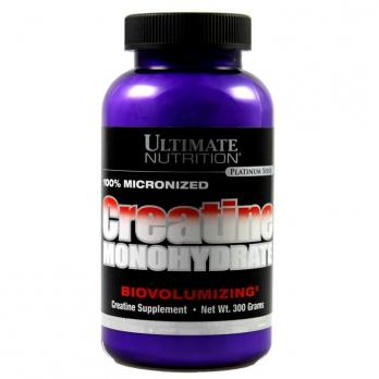 Креатин Ultimate Nutrition 100% Micronized Creatine Monohydrate 300 гр