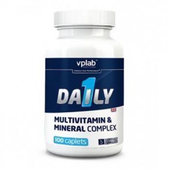 Витамины VPLAB Daily 1 / 100 капс