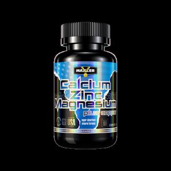 Витамины Maxler Calcium Zinc Magnesium+D3 90 табл