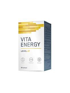 Витамины LevelUP VitaEnergy  60 капс